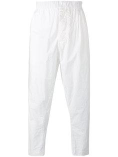 свободные брюки со сборками на талии Casey Casey