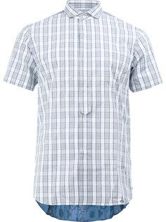 рубашка с комбинированным принтом Junya Watanabe Comme Des Garçons Man