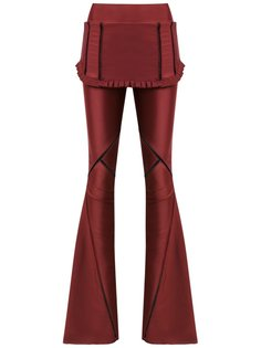 wide leg trousers Andrea Bogosian
