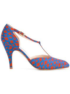 fish print pumps Lenora