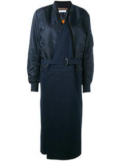 long coat  Lutz Huelle