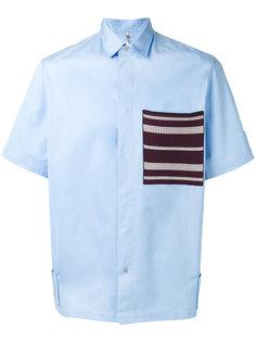 рубашка с накладным карманом Oamc