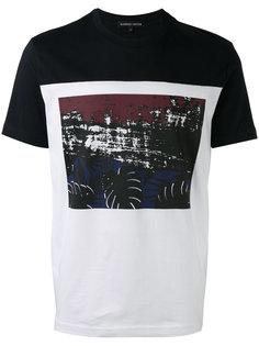 футболка Chris  Markus Lupfer