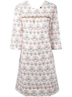 платье с принтом  A.P.C.