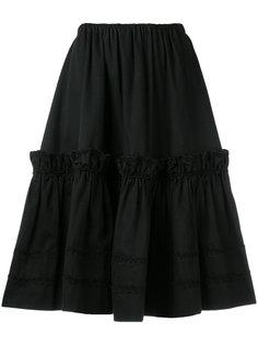 юбка Rive Gauche Yves Saint Laurent Vintage