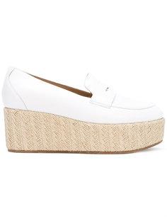 platform penny loafers Gabriela Hearst