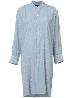 striped shirt dress  Nili Lotan