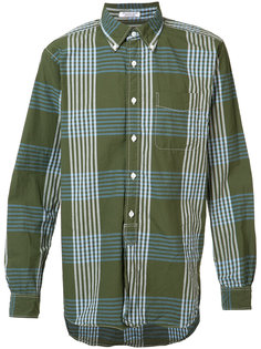 checked shirt  Engineered Garments