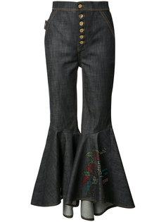 брюки клеш Ellery