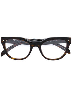 square glasses  Prada Eyewear