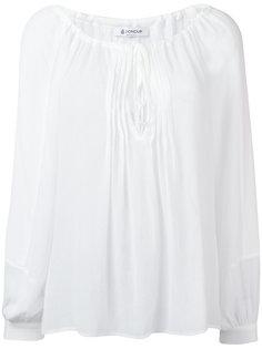 блузка свободного кроя Dondup
