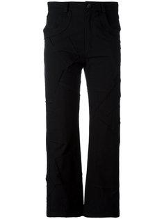 укороченные брюки Pia Damir Doma