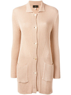 ribbed cardigan Fendi Vintage