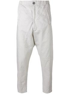 зауженные укороченные брюки  10Sei0otto