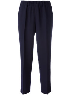 укороченные брюки с завышенной талией Kiltie