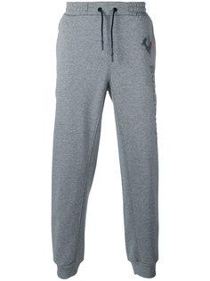 спортивные брюки с принтом логотипа Rossignol