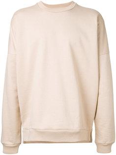 dropped shoulder sweatshirt monkey time