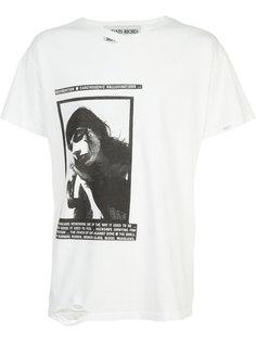 photo print T-shirt  Enfants Riches Deprimes