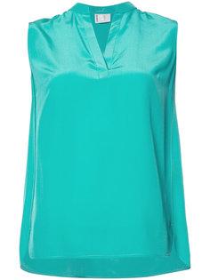 V-neck sleeveless blouse Bogner
