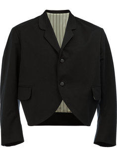 укороченный пиджак Christopher Nemeth
