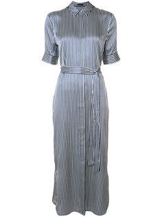striped midi shirt dress Atm Anthony Thomas Melillo
