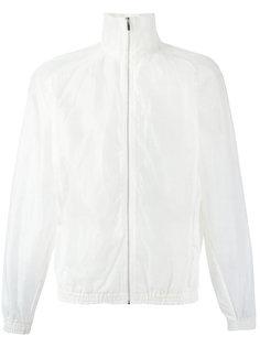 куртка-бомбер с полупрозрачными рукавами  Cottweiler