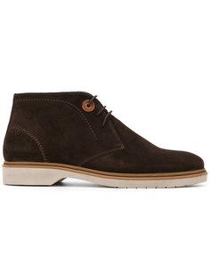 Hudson desert boots Barbour