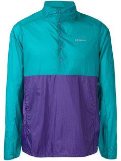 куртка с контрастными панелями Patagonia