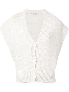 sleeveless cardigan Nehera