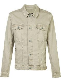 джинсовая куртка Greaser Zanerobe