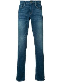 straight leg jeans  Frame Denim