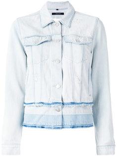 джинсовая куртка Deena J Brand