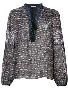 блузка с длинными рукавами Ulla Johnson