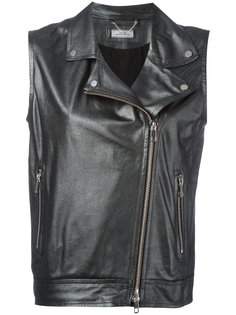 sleeveless biker jacket  Desa 1972