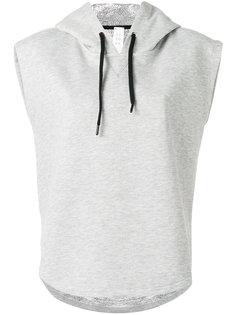 shortsleeved hooded sweatshirt Sàpopa