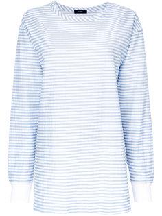 striped sweatshirt  Bassike