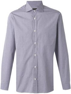 рубашка Vichy  Z Zegna
