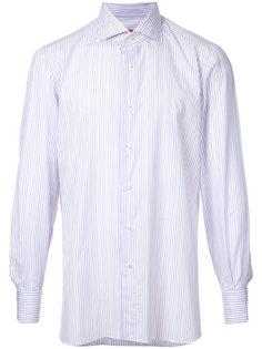 striped shirt  Isaia