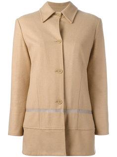 single breasted coat Helmut Lang Vintage