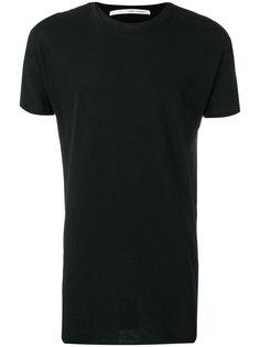 футболка с двойным круглым вырезом Isabel Benenato