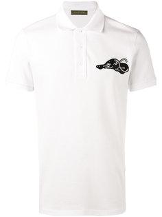 рубашка-поло Panther Crest Valentino