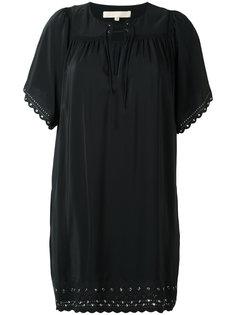 платье с отделкой фестонами Vanessa Bruno