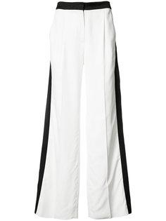 широкие брюки Josh Goot