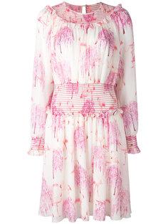 printed dress Giamba