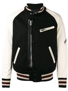 куртка-бомбер с панельным дизайном Coach