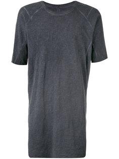 удлиненная футболка Isaac Sellam Experience