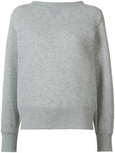 crew neck sweatshirt  Sacai
