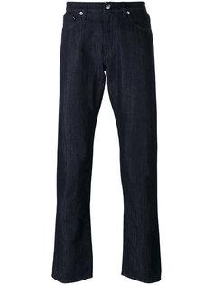 джинсы прямого кроя Ermenegildo Zegna