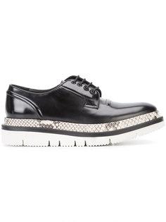 классические туфли Дерби Oamc