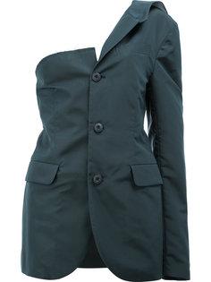 пиджак с одним рукавом Moohong